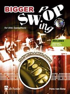 Bigger Swop - Altsaxofoon (Boek/CD)