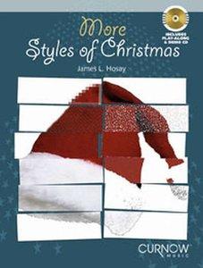 More Styles of Christmas - Altsaxofoon (Boek/CD)