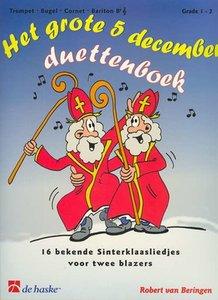 Het Grote 5 December Duettenboek - Bugel (Boek)