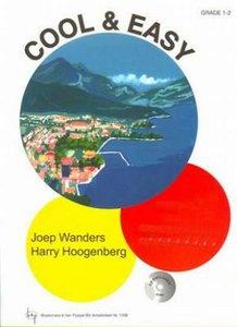 Joep Wanders: Cool & Easy - Klarinet / Bes instrumenten (Boek/CD)