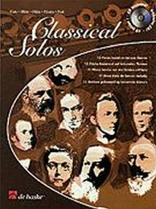 Classical Solos - Hobo (Boek/CD)