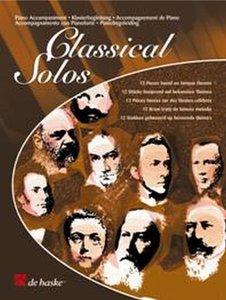 Classical Solos - Altsaxofoon (Boek/CD)
