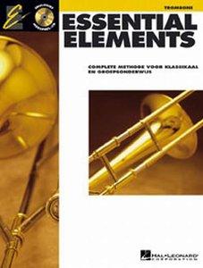 Essential Elements 1, Trombone (Boek/CD)