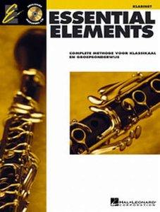 Essential Elements 1, Klarinet (Boek/CD)