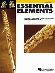 Essential Elements 1, Dwarsfluit (Boek/CD)