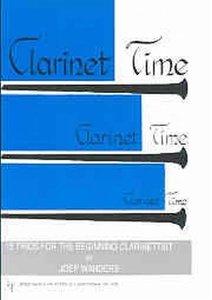 Joep Wanders: Clarinet Time - Klarinet (Boek)
