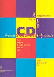 Joep Wanders: CD Session - Alt Saxofoon / Es instrumenten (Boek/CD)