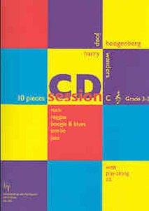 Joep Wanders: CD Session - Fluit / C instrumenten (Boek/CD)