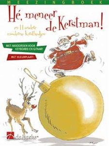 Hé, meneer de Kerstman! (Boek/CD)