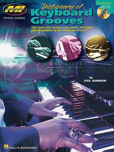 Musicians Institute: Dictionary Of Keyboard Grooves (Book/CD)