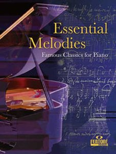 Essential Melodies for Piano (Boek)