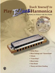 Teach Yourself to Play Blues Harmonica (Book/CD)