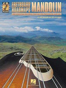 Fretboard Roadmaps: Mandolin (Book/CD)