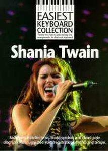 Easiest Keyboard Collection: Shania Twain (Book)