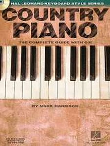 Keyboard Style: Country Piano (Book/CD)