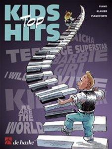 Kids Top Hits (Boek)