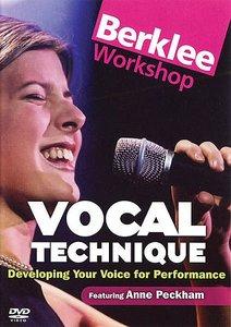 Berklee Vocal Technique (DVD)