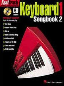 FastTrack Keyboard Songbook 1 Level 2 (Book/CD)