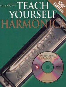 Teach Yourself Harmonica (Book/DVD)