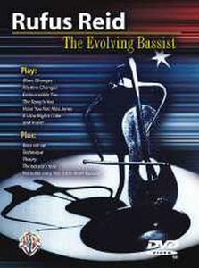 Rufus Reid: The Evolving Bassist (Contrabas) (Book/DVD)