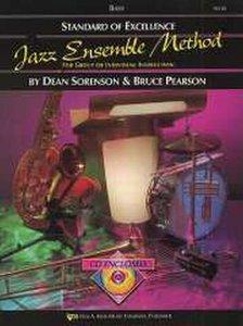 Standard Of Excellence: Jazz Ensemble Method (Bass) (Book/CD)