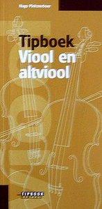 Tipboek Viool en Altviool (Boek, 11x21cm)