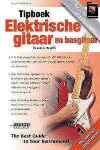 Tipboek Elektrische Gitaar en Basgitaar (Boek, 15x23cm)