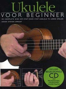 Ukulele Voor Beginners (Boek/CD)