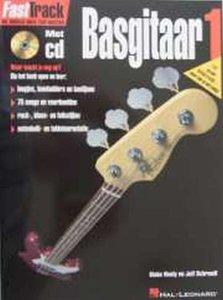 FastTrack Basgitaar 1 (Boek/CD)