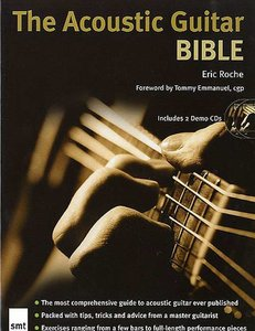 The Acoustic Guitar Bible (Book/2 CD)