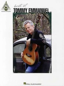 Best Of Tommy Emmanuel - Guitar Recorded Versions (Book)