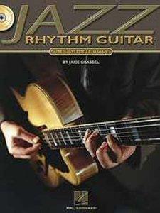 Jack Grassel: Jazz Rhythm Guitar (Book/CD)