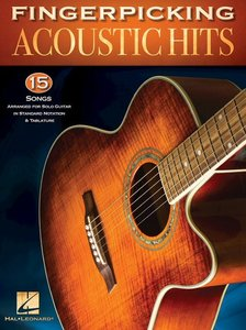 Fingerpicking Acoustic Hits (Book)