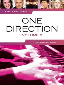 Really Easy Piano: One Direction - Volume 2 (Book)