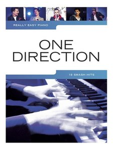 Really Easy Piano: One Direction (Book)