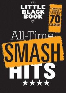 The Little Black Book of All Time Smash Hits (Akkoorden Boek) (19x12cm)