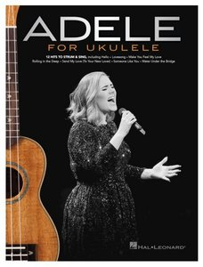 Adele For Ukulele (Book)