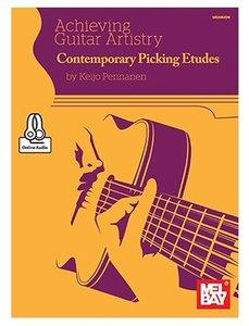Contemporary Picking Etudes - Keijo Pennanen (Book/Online Audio)