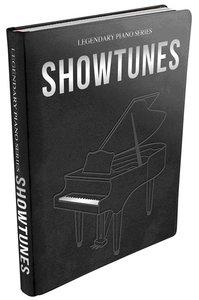 Legendary Piano: Showtunes (Boek)