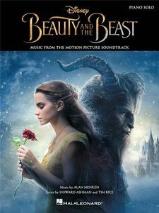 Beauty And The Beast (Piano Solo) (Boek)