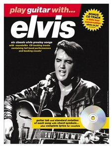 Play Guitar With... Elvis (Book/CD)