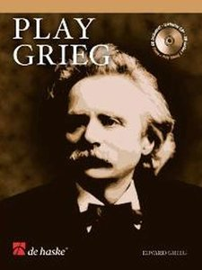 Play Grieg - Dwarsfluit (Boek/CD)