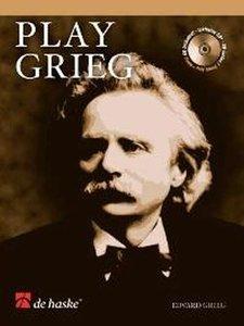 Play Grieg - Dwarsfluit (Boek/CD)