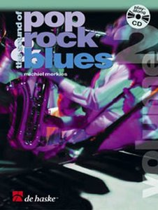 The Sound of Pop, Rock & Blues Vol. 2 - Klarinet / Trompet / Tenorsaxofoon (Boek/CD)