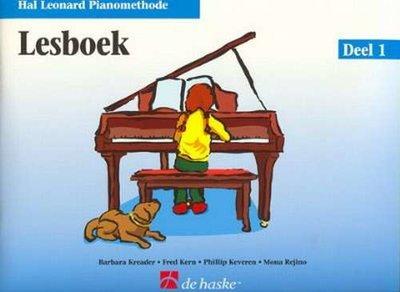 Hal Leonard Pianomethode, Lesboek Deel 1 (Boek)