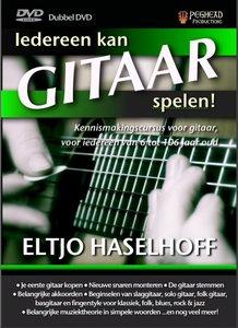 Iedereen Kan Gitaar Spelen! - Eltjo Haselhoff (2 DVD/Boekje)