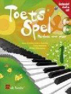 Toets en Spel 1 (Boek/CD/DVD)