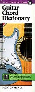Guitar Chord Dictionary (Book, 12x25cm)
