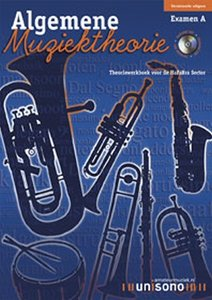Algemene Muziektheorie Examen A (HaFaBra) (Boek/CD)