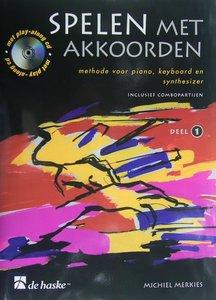 Spelen Met Akkoorden 1 (Boek/CD)